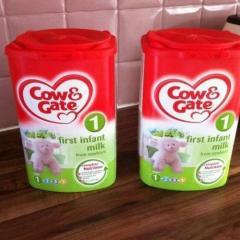 NUTRICIA Nutrilon Standard 1 & 2 Milchpulver Babynahrung