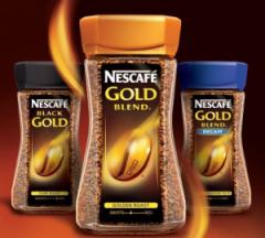 Nescafe Gold coffee