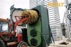 Зерносушилки и термогеренаторы  немецкой фирмы Herlt