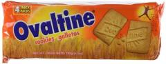 Ovaltine Biscuits, 150-Gram Packages - Pack of 6