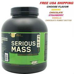 Optimum Nutrition Serious Mass Weight Gainer Whey