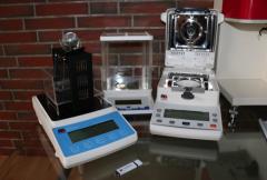 Лабораторные комплекты для исследования пластмасс