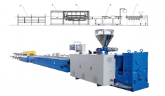 Equipment for the production of plastic products