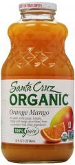 Organic Orange Mango Juice,