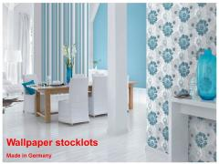RASCH ++ Wallpaper ++ Stocklots ++ Made in Germany