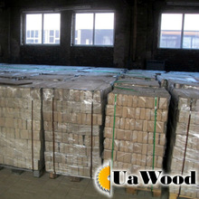 Wood briquette (RUF briquette) for sale