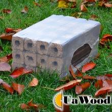 Wood briquette PINI KAY