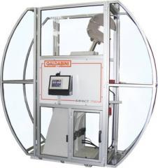 Pendelschlagwerk für Kerbschlagversuche  ISO148 / ASTM E23