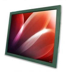 HMI touch screen Steuerung Panel Einbaumonitor