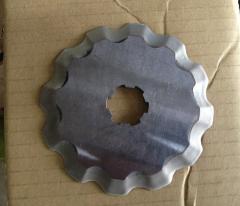 Нож ротора 501060 (501063)  (OEM замена) Geringhoff