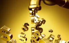 Kredite, Investitionen, Versicherungen