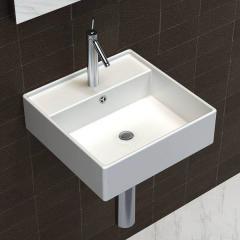 Hochwertige Sanitärkeramik, Waschbecken aus Frankreich