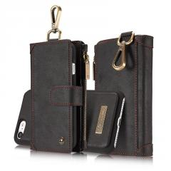 Leder Handy Tasche für iPhone 7