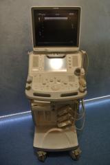 Ультразвуковой сканер Toshiba Aplio MX с тремя датчиками 2010г.
