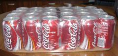 Coca Cola und Fanta 330 ml Dosen
