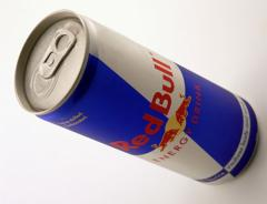 Red-Bull Energy Drink, Blue, Red i Silver Edition