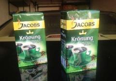Perfekte Qualität von billigen Jacobs Kronung Gemahlener Kaffee