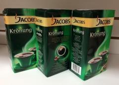 Jacobs Kronung Gemahlener Kaffee 250g / 500g Lieferanten