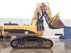 Kettenbagger Caterpillar 385CFS *2007