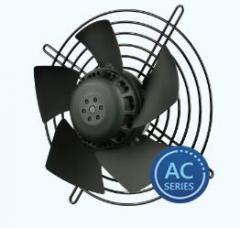AC AXIAL FAN (welded  200 mm, 5 blades)