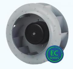 EC CENTRIFUGAL FAN (backward curved 250 mm)