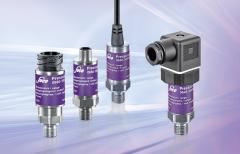 SUCO Robuste Drucktransmitter, SW22 Edelstahl AISI 303