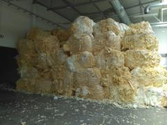 Scrap foam poulyrethane , VISCO , LATEX