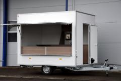 Hofmann Ausbau-Anhänger 1300kg GG Verkaufsanhänger