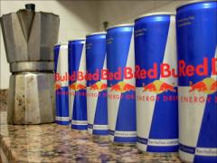 Redbull Energy Drink Coca Cola