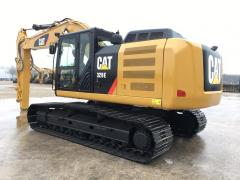 Kettenbagger Caterpillar 329EL *2012