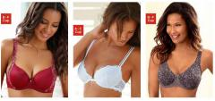 High quality bras. Mixtures of different models.