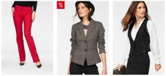Jackets blazers trousers skirts jackets for women. Mix womenswear stock.