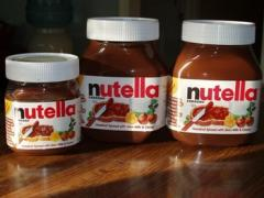 Quality Nutella Chocolate (350g,400g,750g)