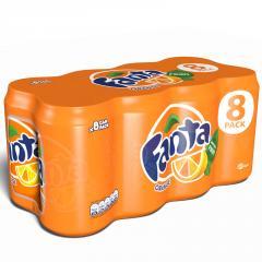 Coca Cola Softdrinks, Fanta, Sprite