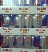 REDBULL ENERGY GETRÄNK, MONSTER ENERGY DRINK
