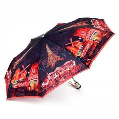 Automatic Open Pocket Umbrella ZEST 53626 Windproof Motley Designs