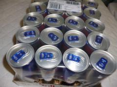 RED BULL FOR EXPORT