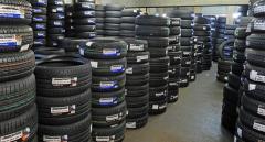 Автомобильные шины, шины для грузовых автомобилей и автобусов.