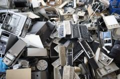 Abfallverarbeitungsmaschinen