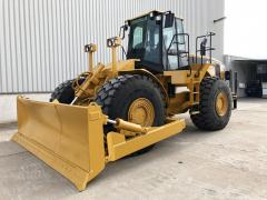Raddozer Caterpillar 824G *1998