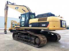 Kettenbagger Caterpillar 336D LRE *2010