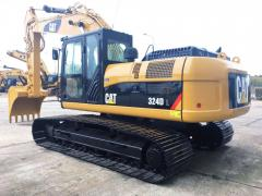 Kettenbagger Caterpillar 324DL *2011