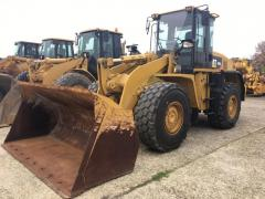 Radlader Caterpillar 938H *2010