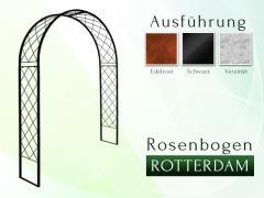 Metall Rosenbogen Pergola Gartenbogen Torbogen Rankgitter
