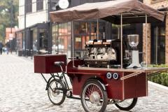 Hofmann Kaffee-Verkaufsfahrrad- Barista Bike-
