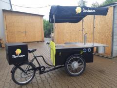 Hofmann Saft-Verkaufsfahrrad Juice Bike mobile