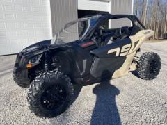 Автомобиль Can-Am MAVERICK X3 DS TURBO 2021...