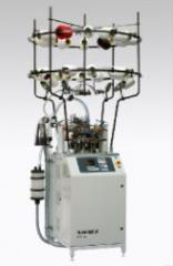 Der Hochleistungs-Einzylinder-Rundstrickautomat