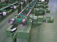 Апарати намотування й перемотування дроту