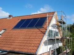 Thermische Solaranlagen